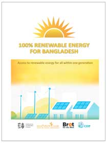 100% Renewable Energy For Bangladesh - In quest of a sustainable low carbon Bangladesh